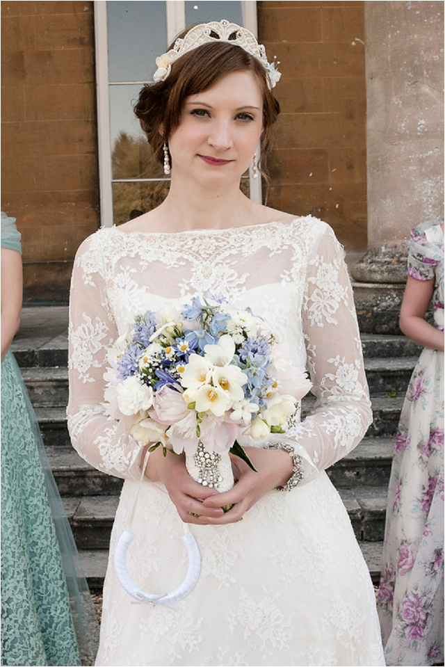 Vintage Styled Wedding 1940s Inspired Real Wedding