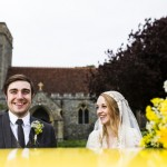 Bright Yellow | Handmade: Real Wedding