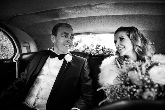 Contemporary Winter Wedding  Real Wedding (10)