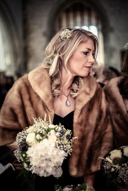 Contemporary Winter Wedding  Real Wedding (19)