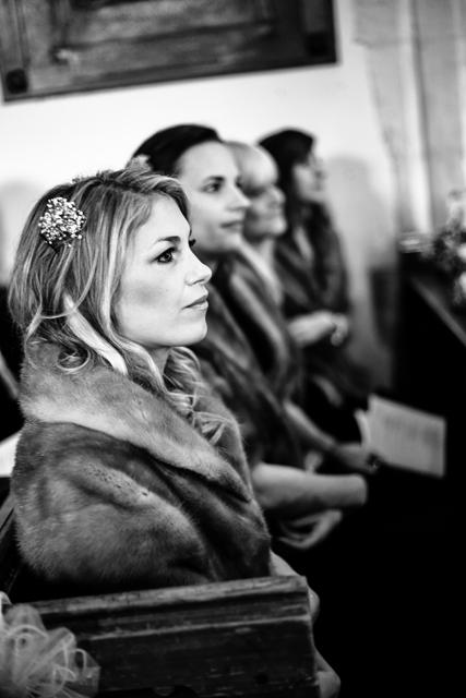 Contemporary Winter Wedding  Real Wedding (20)