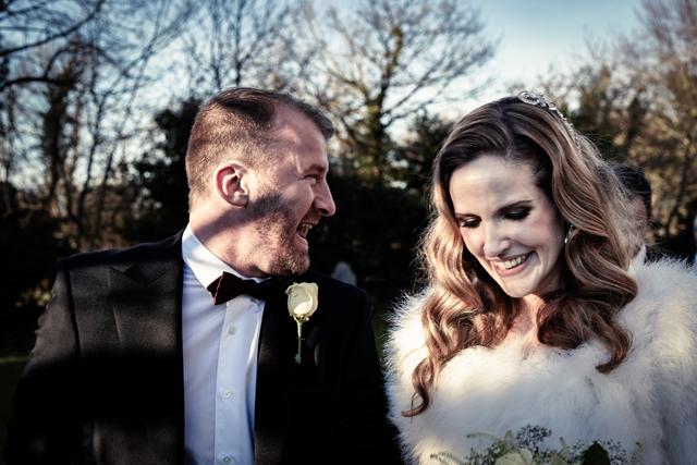 Contemporary Winter Wedding  Real Wedding (29)