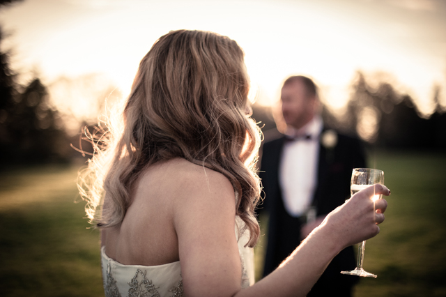 Contemporary Winter Wedding  Real Wedding (32)