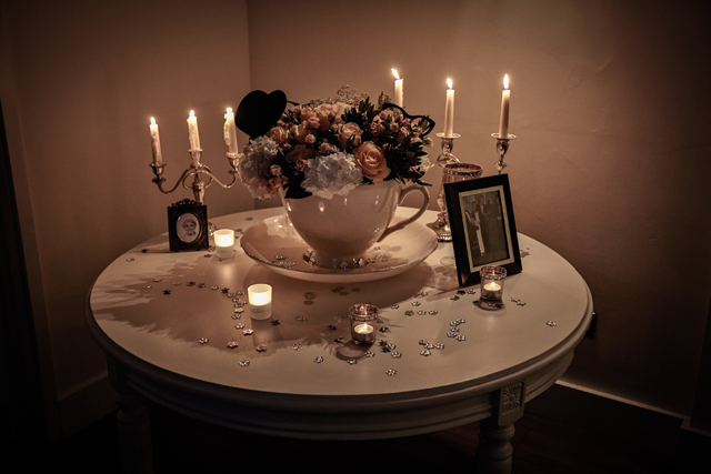 Contemporary Winter Wedding  Real Wedding (39)
