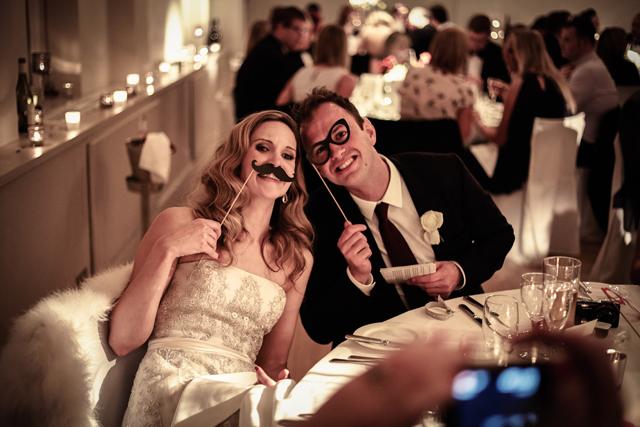 Contemporary Winter Wedding  Real Wedding (48)