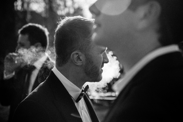 Contemporary Winter Wedding  Real Wedding (51)