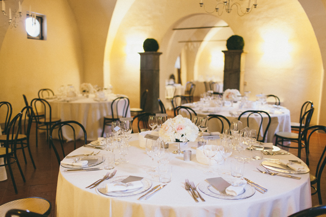 Romantic Italian  Touches of Silver Real Wedding (38)