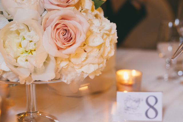 Romantic Italian  Touches of Silver Real Wedding (60)