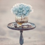 Blues, Greys, Silver + Sparkle | Wedding Inspiration