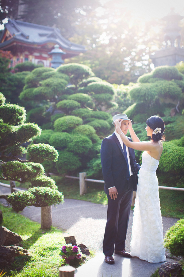 Japanese Wedding Inspiration | Ideas