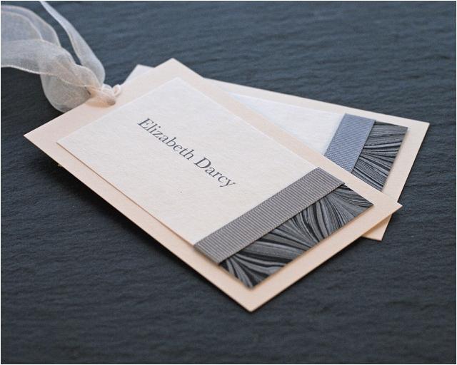 Elizabeth Darcy name tags