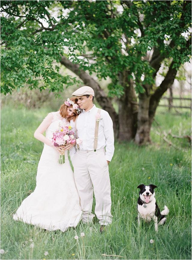 Anthropologie   Mini Horses: Styled Wedding Shoot