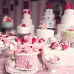 Wedding Cakes: Cath Kidston Inspired | Elizabeth's Cake Emporium