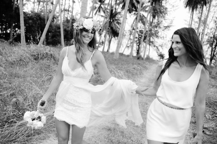 Lovebox | Festival: Destination Wedding [bride & bridesmaids]