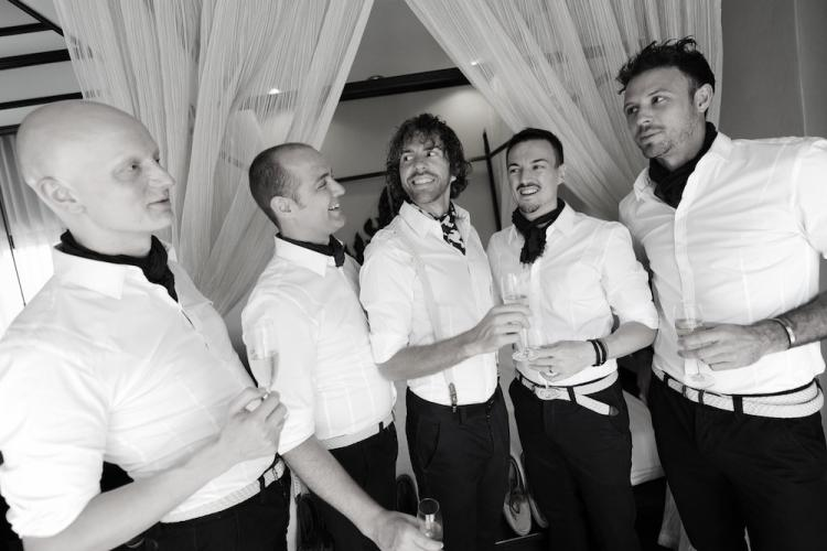 Lovebox | Festival: Destination Wedding [groomsmen]