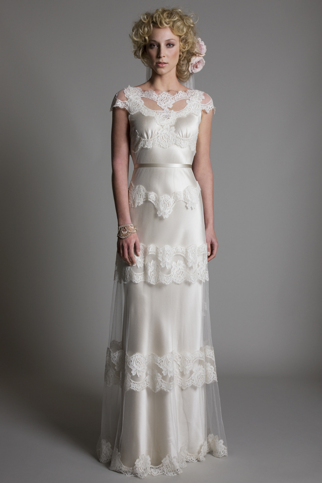London: Vintage Wedding Dresses
