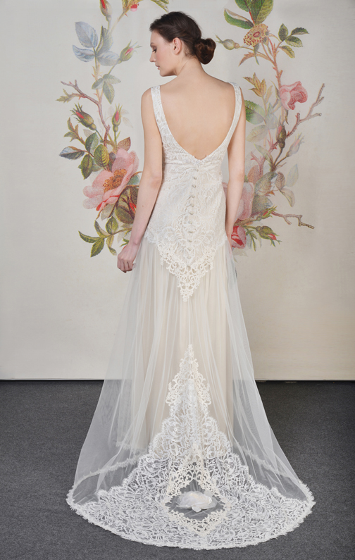 Claire Pettibone | Decoupage: Spring 2014 Collection