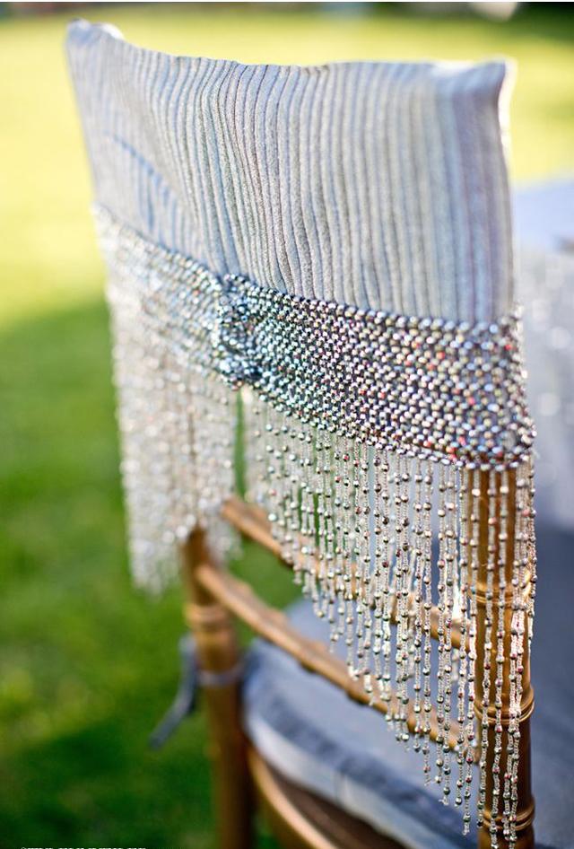 Glamorous Chair Jacket