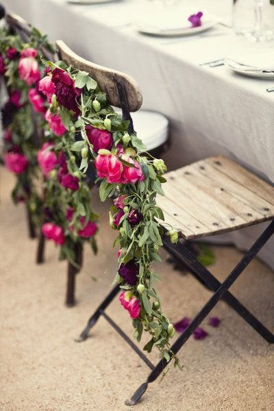 Statement Wedding Chairs