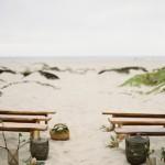 Rustic Beach Chic | Wedding Inspiration