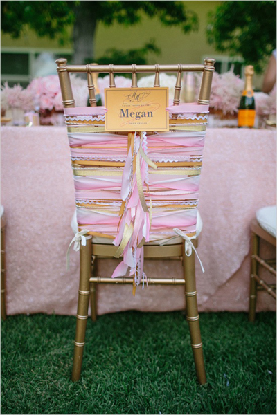 ribbons chair chiavari chair