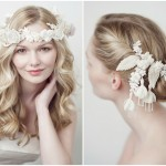 Handcrafted Floral Headpieces | 2013 Collection: Yelena Smirnova