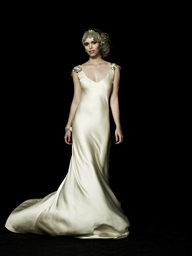 Johanna Johnson | UK Stockists: Browns Bride [The Viva]