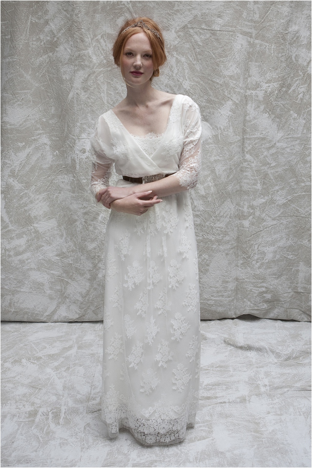 Vintage Inspired Wedding Gowns | Sally Laycock