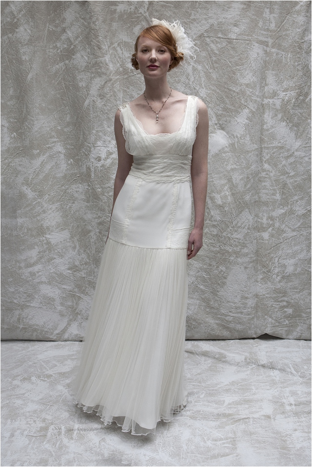 Vintage Inspired Wedding Gowns   Sally Laycock