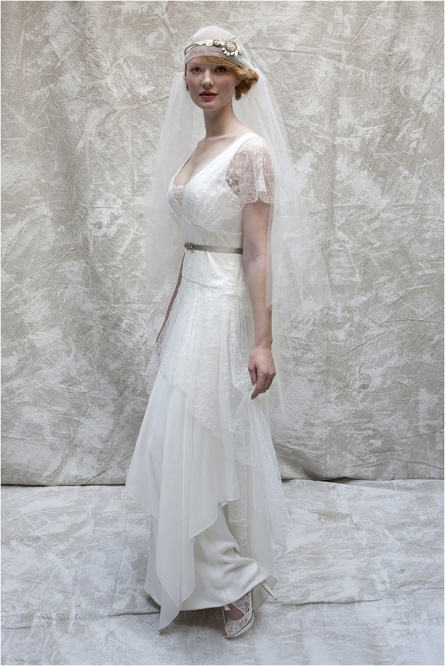 Vintage Inspired Bridal Gowns | Modern Bridal Elegance: Sally Lacock