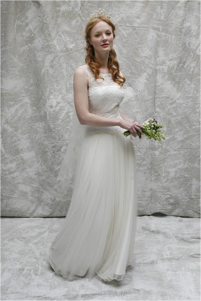Vintage Inspired Bridal Gowns   Modern Bridal Elegance: Sally Lacock