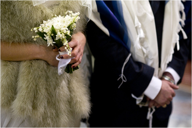 Cool jewish wedding