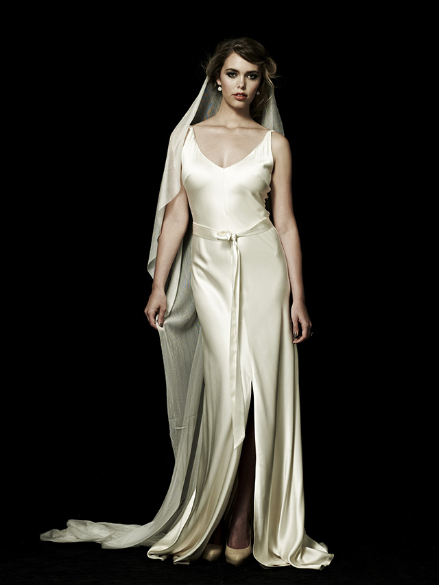 Johanna Johnson   UK Stockists: Browns Bride [The Caroline]