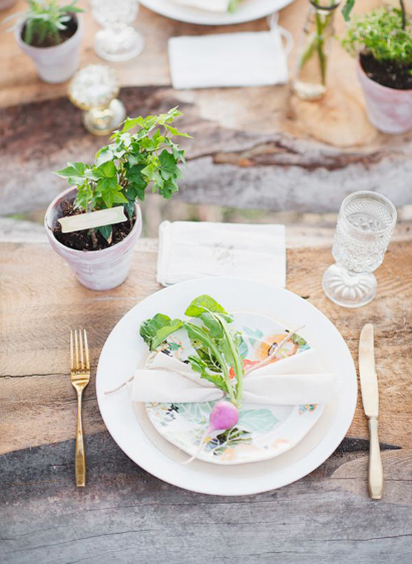 Pretty Tablescapes: Top Wedding Table Setting Inspiration