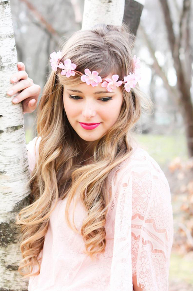 Top 50 Floral Crowns | Flowers In Her Hair Top 50 Floral Crowns | Flowers In Her Hair