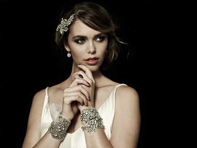 Johanna Johnson | UK Stockists: Browns Bride [The Lola Cuff]