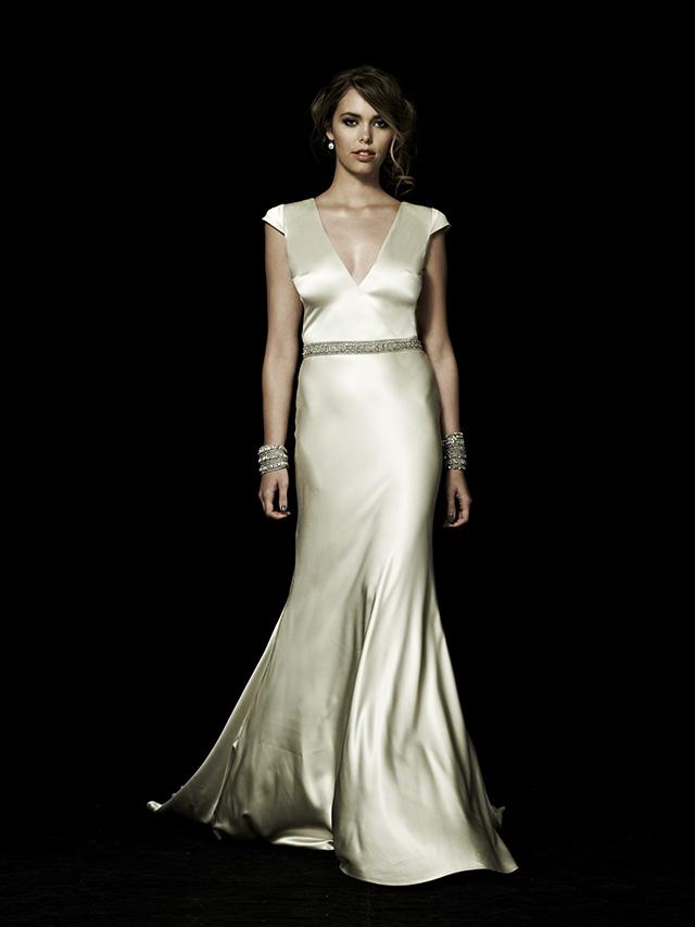 Johanna Johnson   UK Stockists: Browns Bride [The Magnolia]