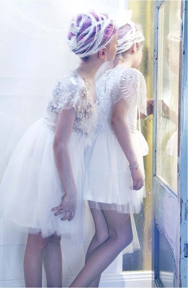 Flower Girl Outfits | TuTu Du Monde