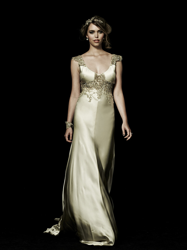 Johanna Johnson | UK Stockists: Browns Bride [The Satine]