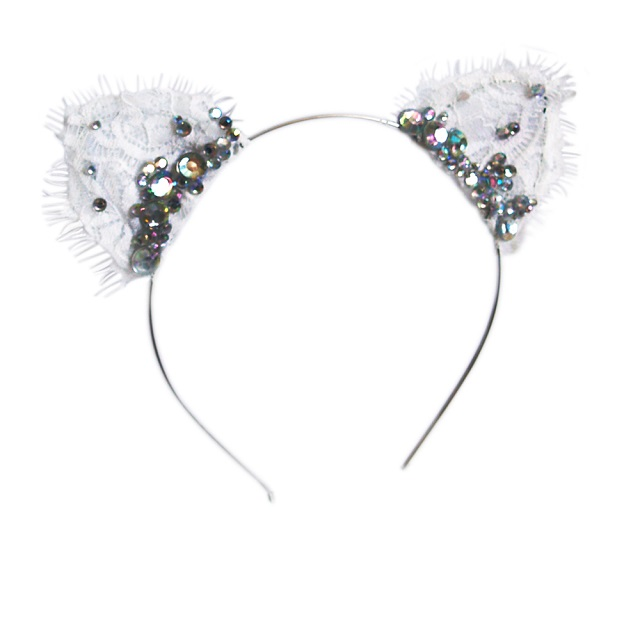 sarah_kitty Friday Finds: Rock n'Roll Bride For Crown & Glory: Hair Accessories