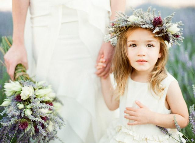 Beautiful Lavender Wedding Inspiration