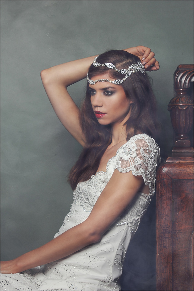 Statement Bridal Accessories For Red Carpet Brides: Fabledreams