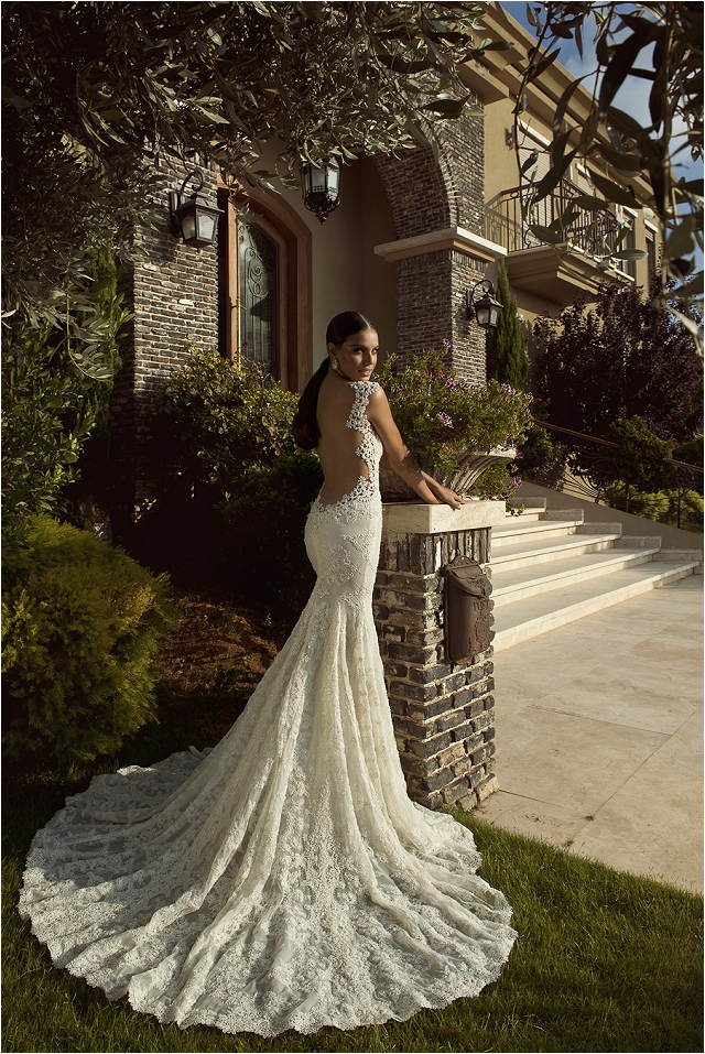 Want a jaw dropping wedding dress? Galia Lahav | The Empress 2014 Collection