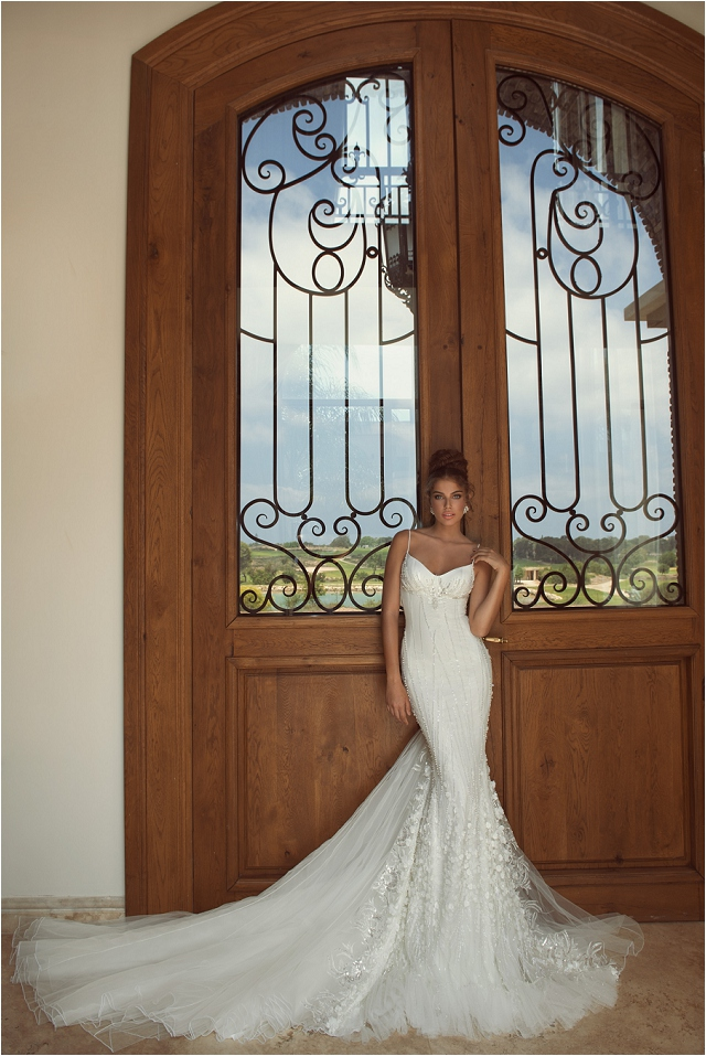 845dde5fb573 Want a jaw dropping wedding dress? Galia Lahav | The Empress 2014 Collection