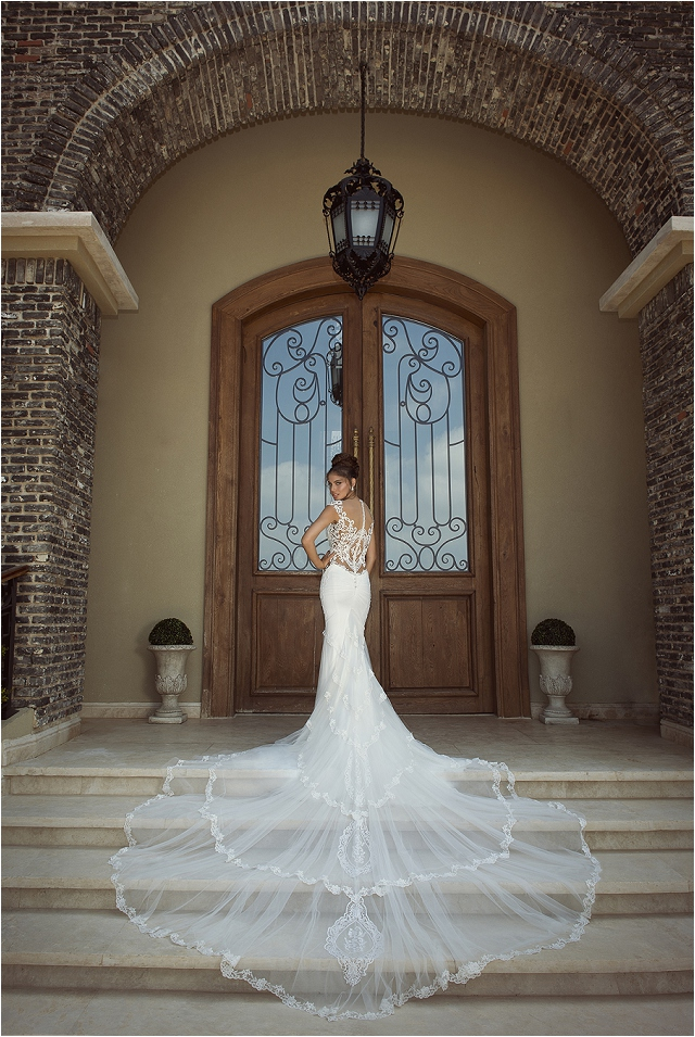 Want a jaw dropping wedding dress? Galia Lahav