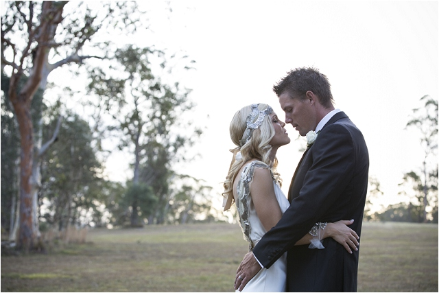 Stylish Australian Summer Wedding | Real Johanna Johnston Bride