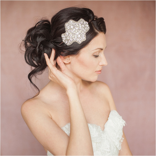Britten | Distinctive & Luxurious Accessories For Brides | Iris
