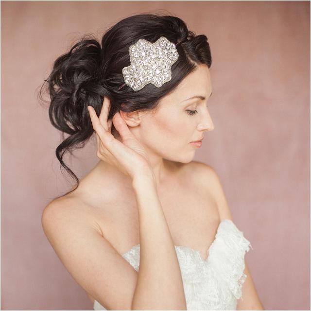 Britten | Distinctive & Luxurious Accessories For Brides | Iris