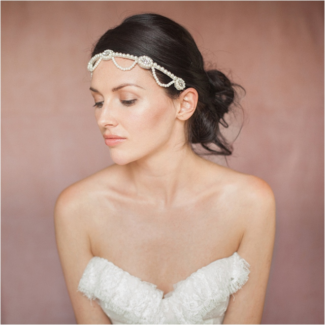 Britten | Distinctive & Luxurious Accessories For Brides | Perle