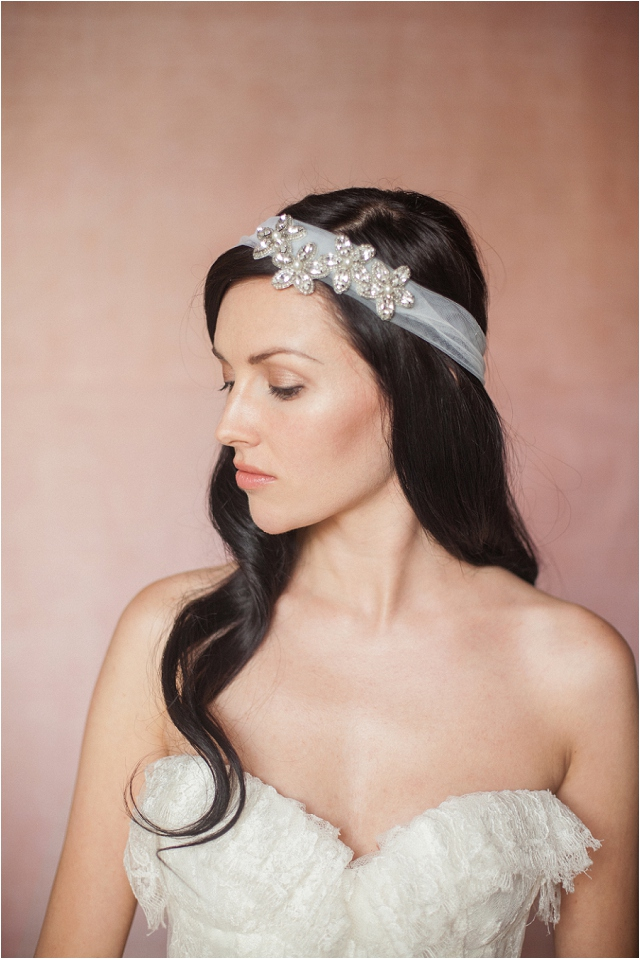 Britten | Distinctive & Luxurious Accessories For Brides | Ila